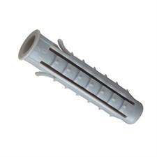 Дюбель распорный   12х 60 серый