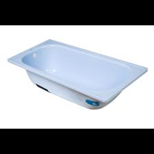 Ванна стальная 1,5*0,7*0,4 (ВИЗ) Донна Ванна АНТИБАК  Голубая лагуна