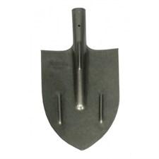 Лопата штыковая  РЕЛЬСОВАЯ СТАЛЬ  усиленная с двумя ребрами жесткости, S506-1 К-2
