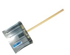 Лопата Шамони 350*400*1360мм деревянный черенок (уп.10 шт)