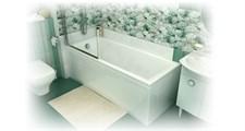 Ванна Джена 150+Экран к ванне Джена 150+Каркас стальной на ванну Стандарт/Джена 150/160/170