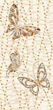 Панель Янтарное сияние. Бирюза  6,75м2  0,25х2,7х0,008 (№603/1)