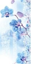 Панель ПВХ Небесные цветы 6,75 м2  0,25х2,7х0,008 (№0156)