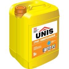 Грунт UNIS универсальный 5 л.