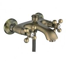 Смеситель для ванны 1/2 кер 3019-4F FRAP бронза