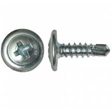 Саморезы по металлу прессшайба сверло 4,2х50-51 цинк (кор. 10-15 кг)