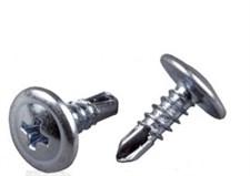 Саморезы металл-металл острый  3,5-3,9х 9,5 оксид