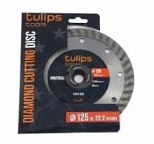 Диск алмазный Turbo Tulips 125мм