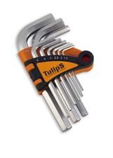 IK12-959 Набор ключей TORX Tulips, длинных