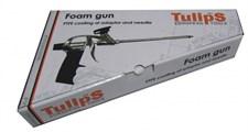 Пистолет для монтажной пены Tulips, Teflon