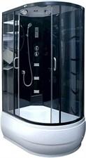 Душ.каб. NG- 214-01LN (1200х800х2200) высокий поддон(48см) стекло ТОНИРОВАННОЕ 4 места