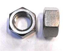 Гайка шестигранная DIN 934  М 20 нерж. А2 (10 шт.)