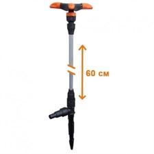 Распылитель удлиненный  ЖУК  3-х лепестковый для шланга 1/2 -3/4  (60 см)
