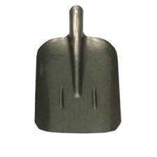 Лопата совковая  РЕЛЬСОВАЯ СТАЛЬ  усиленная с двумя ребрами жесткости