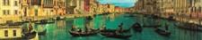 Фартук кухонный Гранд Канал. Венеция АБС 1,5х600х3000мм (1,8м2)