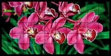 Декоративная панель ПВХ каф. плитка 485х960 Блэк, 4680009856011