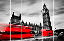 Картина на досках 40х60 см Лондон, 4680009856639
