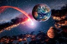 Коврик настольный ПП 38х58 см Галактика, 4630055120871