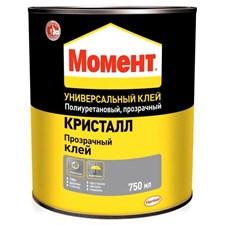 КЛЕЙ МОМЕНТ КРИСТАЛЛ  750 МЛ (6)  ХЕНКЕЛЬ