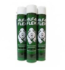 Пена монтажная «ALFA Flex 40» всесезонная, до 40 л, 609 гр