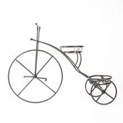 Подставка п/ц  Велосипед-2  2 горшка Ц12