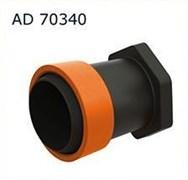 AD 70340 заглушка для ленты Туман (GS) 40 мм