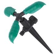 AP 3030 Ороситель 3-х рожковый вращающийся на ножке