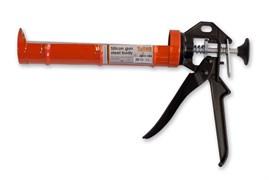 Пистолет для герметика стальной Tulips