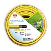 Садовый шланг поливочный Aquapulse Stream (FITT) - 1/2  х 20м