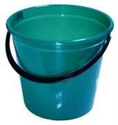 Ведро пластмассовое 6л  Элегия  (пищевое) (04006)