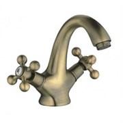 Тюльпан 1/2 кер 1019-4F FRAP бронза