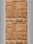 Панель ПВХ камень  6,75м2  0,25х2,7х0,008 (№346)