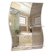 Зеркало MIXLINE  Баунти  540*740 (2 полки)