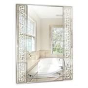 Зеркало MIXLINE  Сахара  540*680 полка/фацет/пескоструйный рисунок