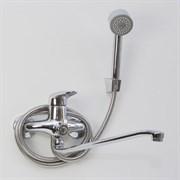 Смеситель для ванны и умывальника 40k MIXLINE ML08-02