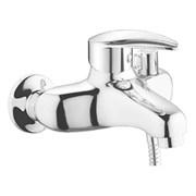 ДВ5 Смеситель для ванны, короткий излив, однорычажный