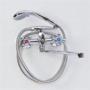 Смеситель для ванны и умывальника 1/2 кер. MIXLINE ML07-02