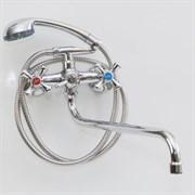 Смеситель для ванны и умывальника 1/2 кер. MIXLINE ML10-02