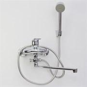 Смеситель для ванны и умывальника 40k MIXLINE ML06-02