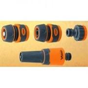 Набор для шланга с пульверизатором 1/2 (4 пред.) SVK (YM5814F)