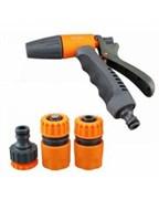 Набор для шланга пистолет-распылитель 1/2 (4 пред.) SVK (YM7508)