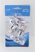 Кран букса 1/2 кер с маховиком КРЕСТ ML07 (блистер) MIXLINE пара