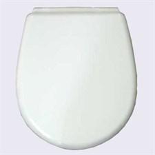 Сиденье для унитаза мягкое (белое)