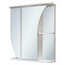 Шкаф зеркальный навесной  Белла 65  /левый/