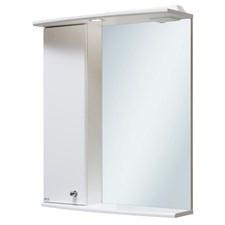Шкаф зеркальный навесной  Ирис 55  /левый/