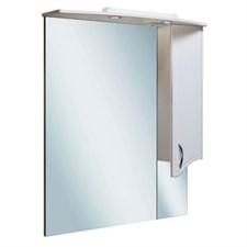 Шкаф зеркальный навесной  Севилья 95
