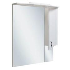 Шкаф зеркальный навесной  Севилья 60
