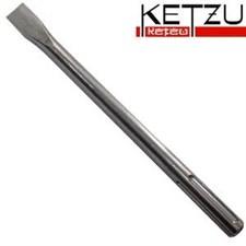Зубило  прямое  SDS+ KETZU  40х250 мм